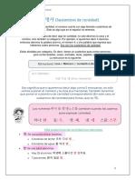 Sustantivos de cantidad en coreano