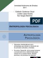 antropologapsicolgica-111128111304-phpapp02