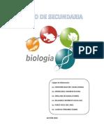 BIOLOGIA- 6TO DE SECUNDARIA-PRIMER TRIMESTRE