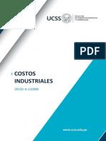 COSTOS INDUSTRIALES-SEPARATA