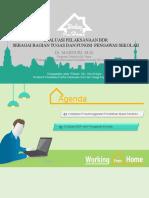 Webinar Evaluasi BDR -Inh@Wfo