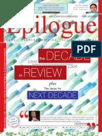 Epilogue Magazine, January 2010