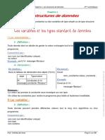 Chapitre 1-structures de données (1)
