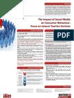 Poster - Fotis - The Impact of Social Media on Consumer Behaviour