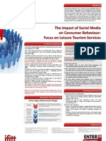 Poster - Fotis - The Impact of Social Media on Consumer Behaviour
