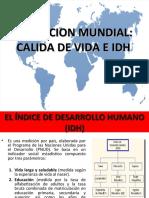 IDH EN EL MJUNDOO