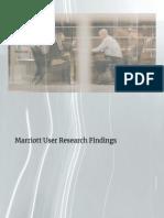 Merriott Research Findings