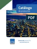 CATALOGO - INDUSTRIAS CTS - 2020