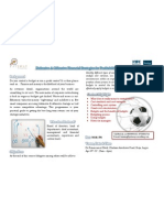 Defensive & Offensive Strategies for Profitability