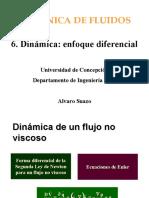 18 Mecánica de fluidos - Dinámica enfoque diferencial III