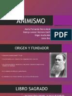 ANIMISMO (María fernanda Sierra muskus)