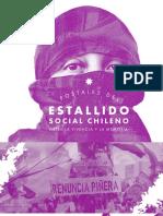 Postales del Estallido Social Chileno. Entre la vivencia y la memoria