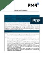 Acta Constitucion de Proyecto