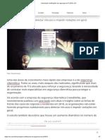 _9 principais certificações de segurança de TI 2019 _ CIO