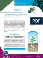 SEAMEL BOOSTER - Algas
