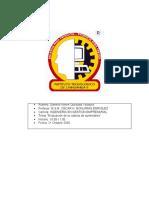 Tarea 10, Evaluación de la cadena de suministro