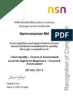 Certificate_BAHULMF