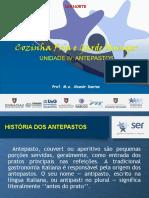 COZINHA FRIA E GARDE MANGER-ANTEPASTO.ppt