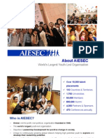 About AIESEC