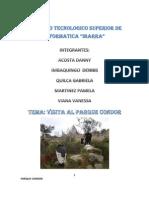 Visita Al Parque Condor