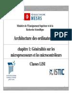 Chap1_LISI_Généralités uP et uC (1)