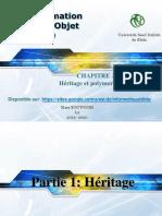 Chapitre3-Heritage_polymorphisme