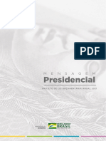 PLOA 2021 - Mensagem Presidencial