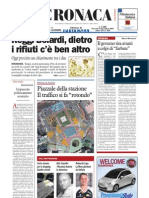 Intervista ad Aldo Cazzullo (Prima pagina)