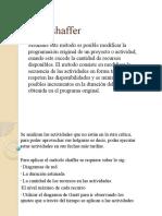 Método shaffer (1)