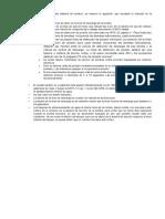 EXIGENCIAS Y RECOMENDACIONES CUARTO DE BOMBAS BCI