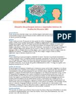 Glossário de termos e expressões da Análise do Discurso