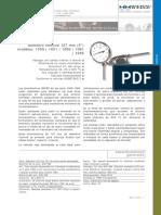Termometro Bimetalico (1050)