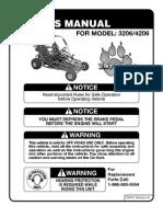 go kart3206-4206
