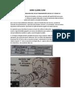 procedimient0 alineacion diesel SCI PIA