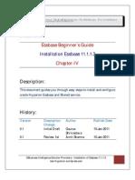 Essbase Installation 11.1.1.3 Chapter