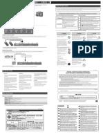 GA-FC Owners Manual