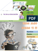 TIC EN LA EDUCAION