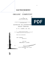 Electro Chemistry For Organic Compounds - 1906 (from scanned RTF).pdf