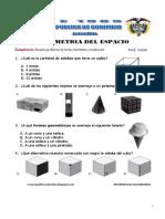 Problemas Propuestos de Geometria Del Espacio III Ccesa007