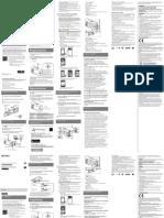 Manuale SONY HDR-MV1