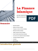 La Finance Islamique