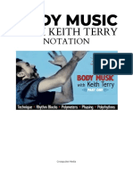 BODY MUSIC with Keith Terry, Part One