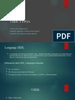 VHDL Y FPGA