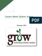 2013-12-18_Cassava Market System  Analysis