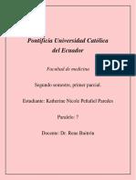 Ciencia en el Ecuador.