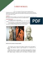 LITERATURA GRECO