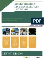 Sistemas de Ahorro y eficiencia de energía -