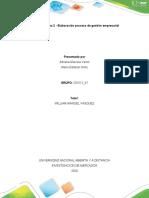GESTION EMPRESARIAL TARE 2  GRUPO 201512_ 47