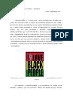 Trabalho Africa - 2
