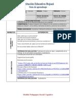 Guia temática III Periodo 2020 Grado 8° IEO Bojaca